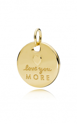 Pandora SHINE™, Silver Enamel & Love Statement Pendant 367351EN23 product image