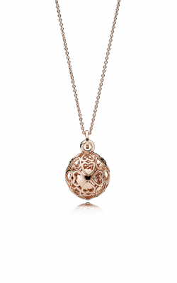 Pandora ROSE™, Harmonious Hearts Chime Necklace 387299-90 product image