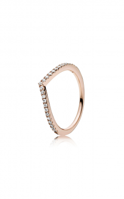 PANDORA ROSE™, Clear CZ & Shimmering Wish Ring 186316CZ-46 product image