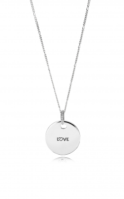 Pandora Love Disc Necklace ENG397122_1-60 product image