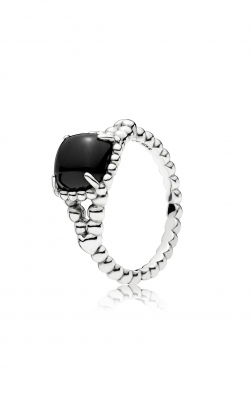 Pandora Vibrant Spirit Ring, Black Crystal 197188NCK-48 product image