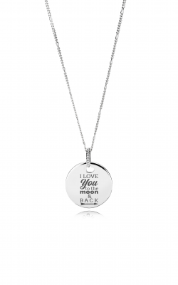Pandora I Love You to the Moon & Back Necklace ENG397122 3-60 product image