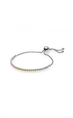 Pandora Multi-Color Sparkling Strand Bracelet, Multi-Colored CZ 590524PCZMX-2 product image