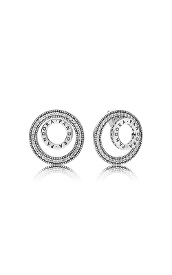 Forever Pandora Signature Earrings Clear CZ 297446CZ product image