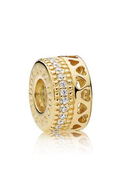 Hearts Of Pandora Charm Pandora Shine™ & Clear CZ 767415CZ product image