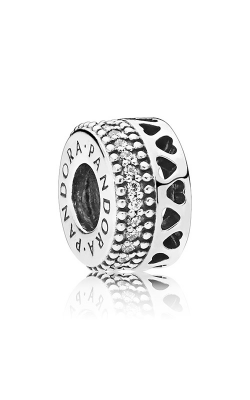 Hearts of PANDORA Charm Clear CZ 797415CZ product image
