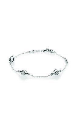 Modern LovePods™ Bracelet Clear CZ 597354CZ-16 product image