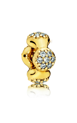 Modern LovePods™ Spacer PANDORA Shine™ & Clear CZ 767292CZ product image