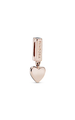 Pandora Rose™ Floating Heart Clip Charm 787643 product image