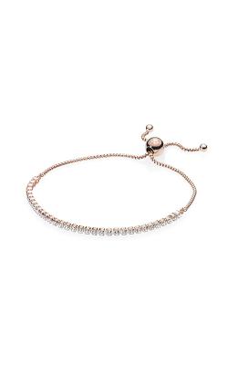 PANDORA Rose™ Sparkling Strand Bracelet Clear CZ 580524CZ-1 product image