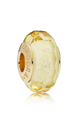 Pandora Golden Faceted Glass Charm 767647 product image