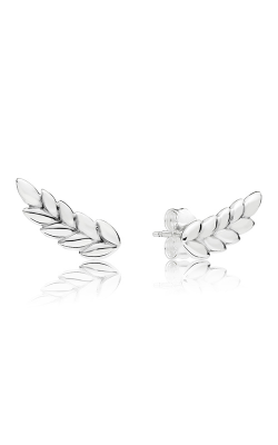 PANDORA Curved Grains Earrings 297730 product image