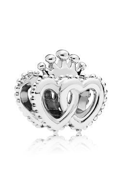 Pandora United Regal Hearts Charm 797670 product image