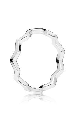 PANDORA Timeless Zigzag Fashion Ring 197752-48 product image