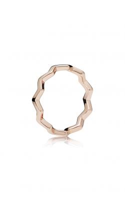PANDORA Rose™ Timeless Zigzag Fashion Ring 187752-48 product image