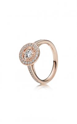 PANDORA Rose™ Vintage Allure Clear CZ Fashion Ring 181006CZ-54 product image