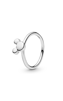 PANDORA Disney Mickey Silhouette Ring 197508-48 product image