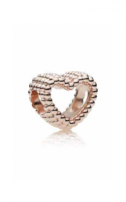 Beaded Heart Charm Pandora Rose™ 787516 product image