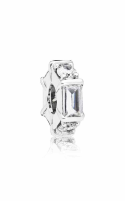 Pandora Ice Sculpture Spacer, Clear CZ 797529CZ product image