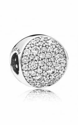 PANDORA Pavé Sphere Charm Clear CZ 797540CZ product image