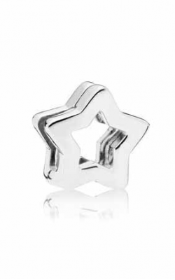 Pandora Reflexions™ Sleek Star Clip Charm 797544 product image