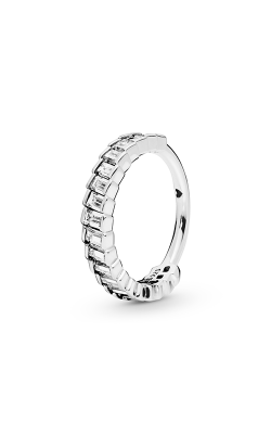 PANDORA Glacial Beauty Ring Clear CZ 197744CZ-54 product image