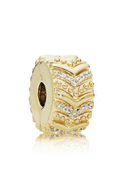 Stylish Wish Clip PANDORA Shine™ & Clear CZ 767798CZ product image