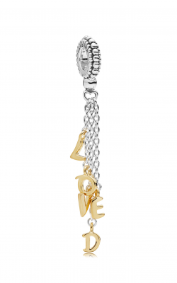 PANDORA Loved Script Charm 767831 product image