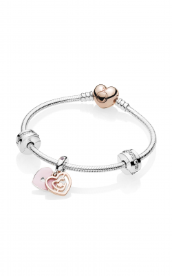 PANDORA Fun In Love Bracelet Gift Set B801110-19 product image