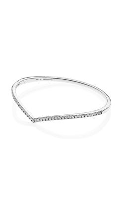 Pandora Wish Shimmering Wish Bangle Bracelet Clear CZ 597837CZ-2 product image