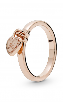 Pandora Rose™ Love Lock Ring 186571-48 product image