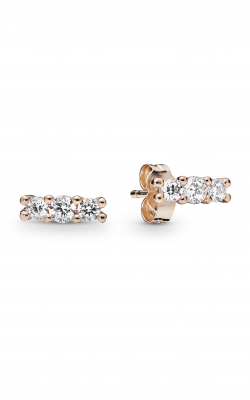 PANDORA Rose™ Sparkling Elegance & Clear CZ Earrings 280725CZ product image