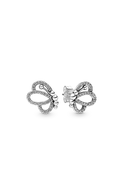 Pandora Butterfly Outlines Earrings Clear CZ 297912CZ product image