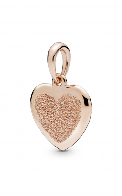 Pandora Rose™ Matte Brilliance Heart Pendant 387926 product image