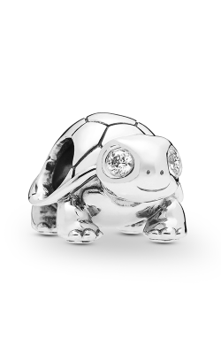 Pandora Bright-Eyed Turtle Charm Clear CZ 797878CZ product image