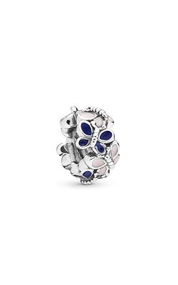 PANDORA Butterfly Arrangement Spacer Mixed Enamel 797870ENMX product image