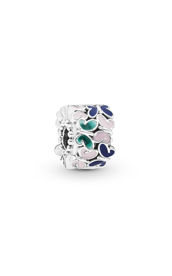 Pandora Butterfly Arrangement Clip Mixed Enamel 797863ENMX product image