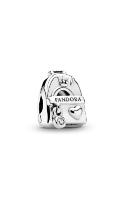 Pandora Adventure Bag Charm Clear CZ 797859CZ product image