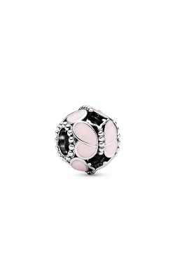 Pandora Pink Butterflies Charm Pale Pink Enamel 797855EN160 product image
