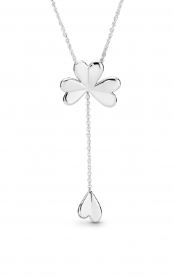 Pandora Lucky Four-Leaf Clover Necklace 397925-70 (Retired) product image