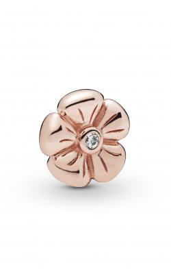 Pandora Rose™ Classic Flower Petite Charm Clear CZ 787898CZ product image