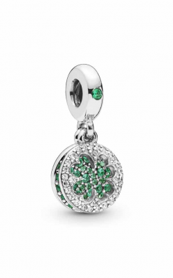 Pandora Dazzling Clover Dangle Charm 797906NRGMX product image