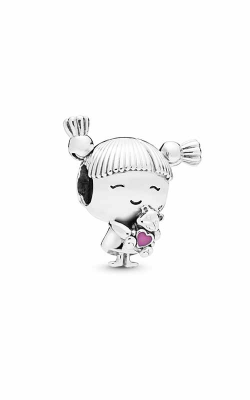 Pandora Girl With Pigtails Charm 798016EN160 product image