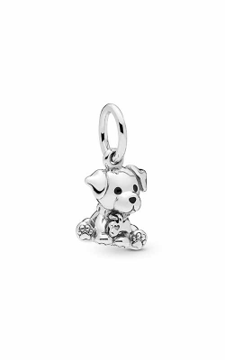 PANDORA Labrador Puppy Dangle Charm 798009EN16 product image