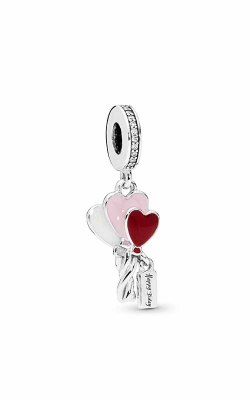 PANDORA Heart Balloons Dangle Charm 798076CZ product image