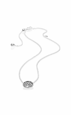 Pandora Tree Of Life Necklace 397780CZ-45 product image