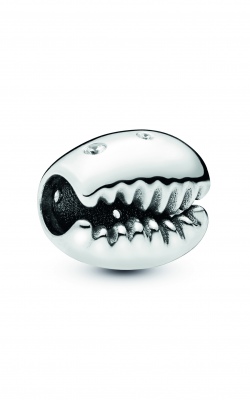Pandora Sparkling Coffee Bean Shell Charm 798131CZ product image