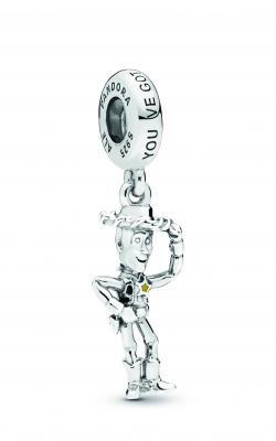 Pandora Disney Pixar Toy Story Woody Dangle Charm 798041ENMX product image
