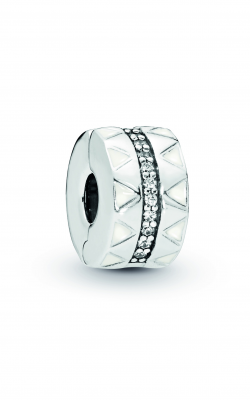 Pandora Sparkling Jagged Lines Clip 798067CZ product image