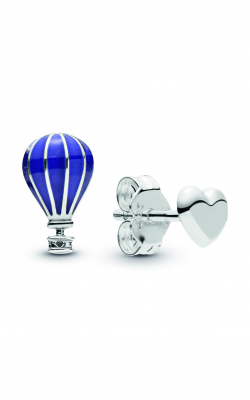Pandora Hot Air Balloon & Heart Stud Earrings 298058EN195 product image